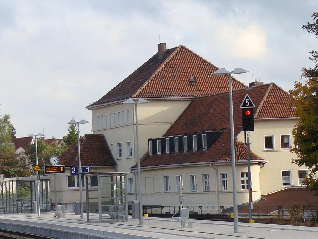 Bahnhof Korbach