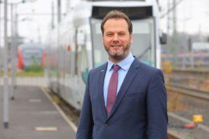 Der neue NVV-Geschäftsführer Steffen Müller (Bildherkunft: NVV)